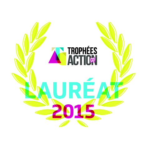 Logo laureat TAC15