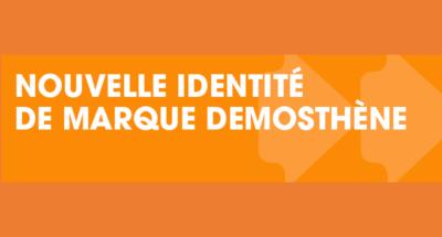 Nouvelle identité Démosthène